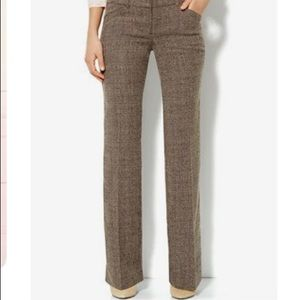 New York & Company Stretch Flare Trousers B 2